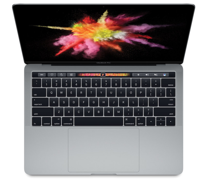 Macbook Pro 2016 Touchbar Cũ - MNQF2 - Intel core i5 3.1 GHZ / 8GB / 500GB/ Intel Iris Graphics 550/ 2K