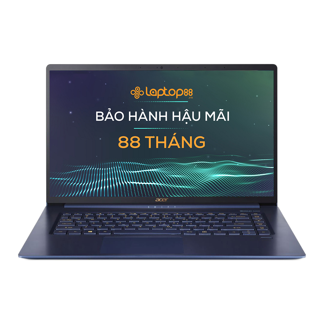 [Mới 100% Full box] Laptop Acer Swift 5 SF515-51T-77M4 & SF515-51T-71Q1 - Intel Core i7