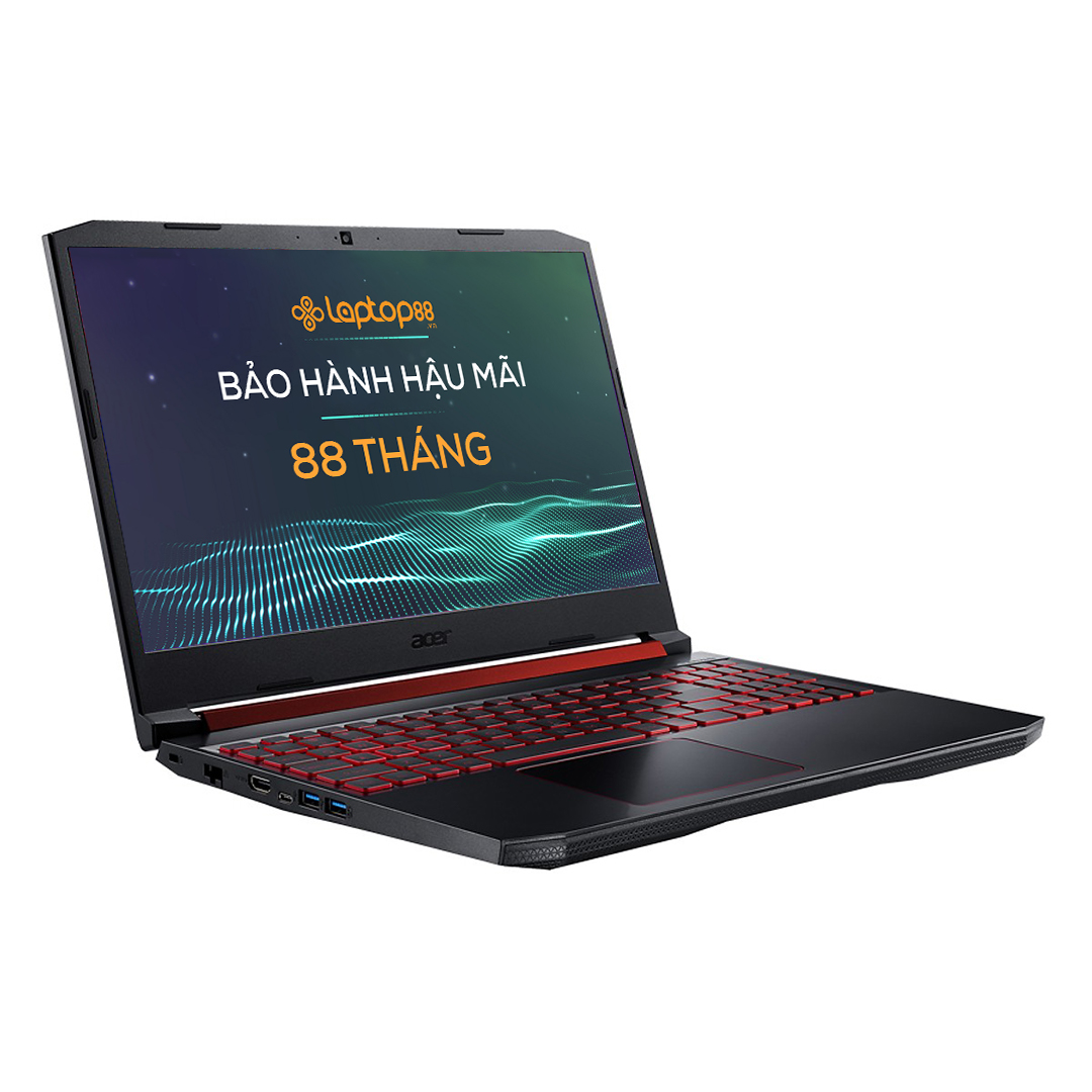 [Mới 100% Full box] Laptop Gaming Acer Nitro 5 AN515-54-51X1 - Intel Core i5