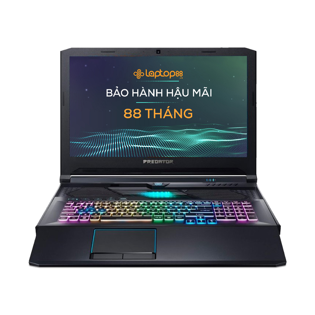 [Mới 100% Full box] Laptop Gaming Acer Predator Helios PH717-71-95RU - Intel Core i9