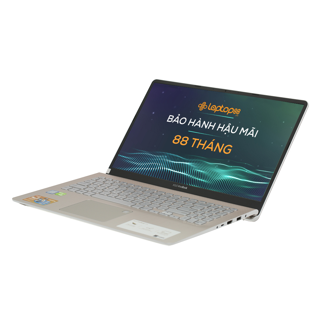 [Mới 100% Full Box] Laptop Asus Vivobook S530FN BQ128T - Intel Core i5