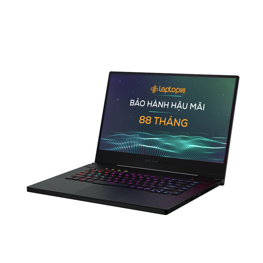 [Mới 100% Full Box] Laptop Gaming Asus ROG Zephyrus S GX502GV-ES018T - Intel Core i7