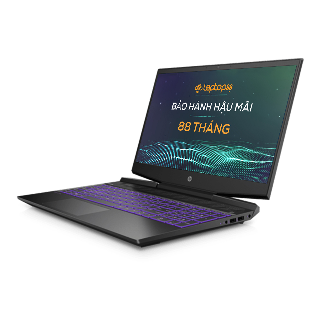 [Mới 100% Full Box] Laptop Gaming HP PAVILION GAMING 15-DK0000TX - Intel Core i5