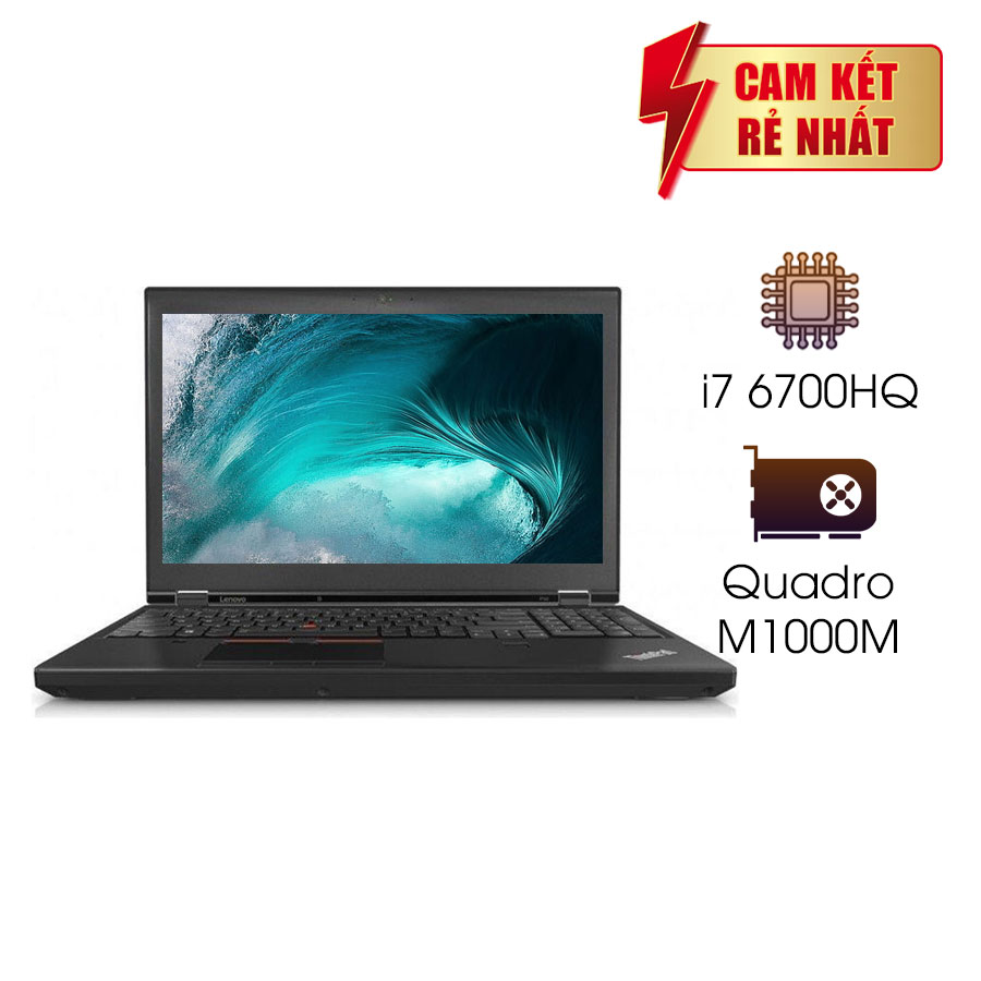 Laptop Workstation Cũ ThinkPad P50 - Intel Core i7