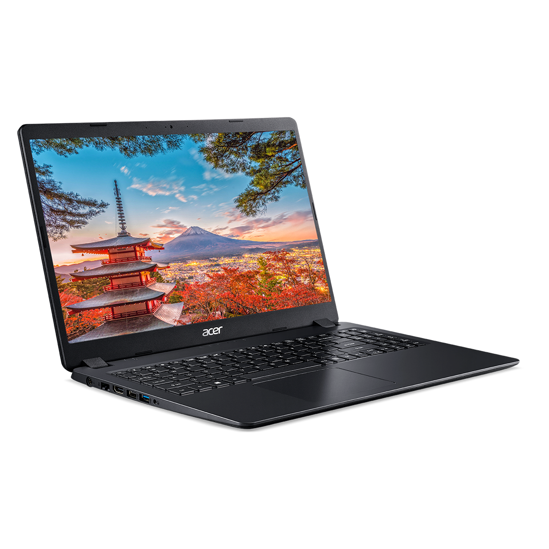 [Mới 100% Full box] Laptop Acer Aspire A315-54-36QY - Intel Core i3