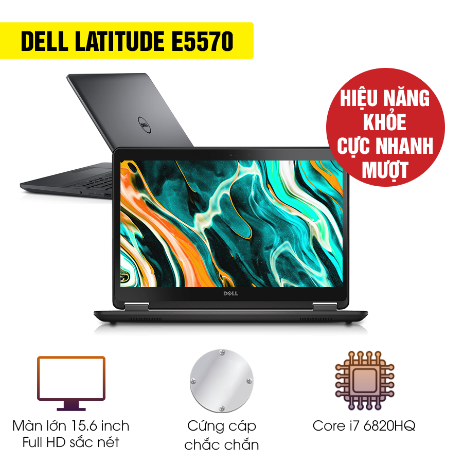 Laptop Dell Latitude 5570 - Intel Core i7