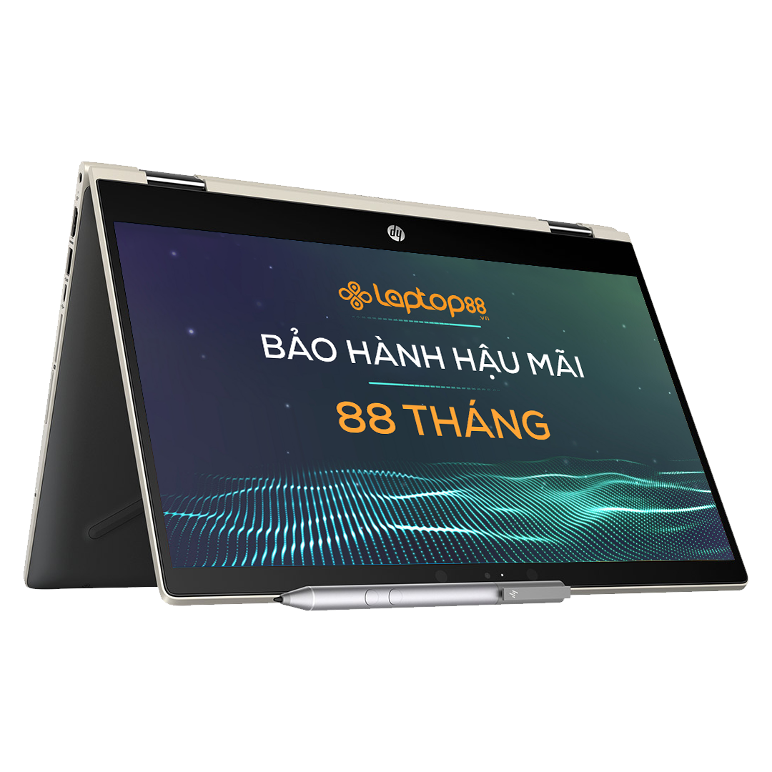 [Mới 100% Full Box] Laptop HP Pavilion x360 14-dh1137TU - Intel Core i3