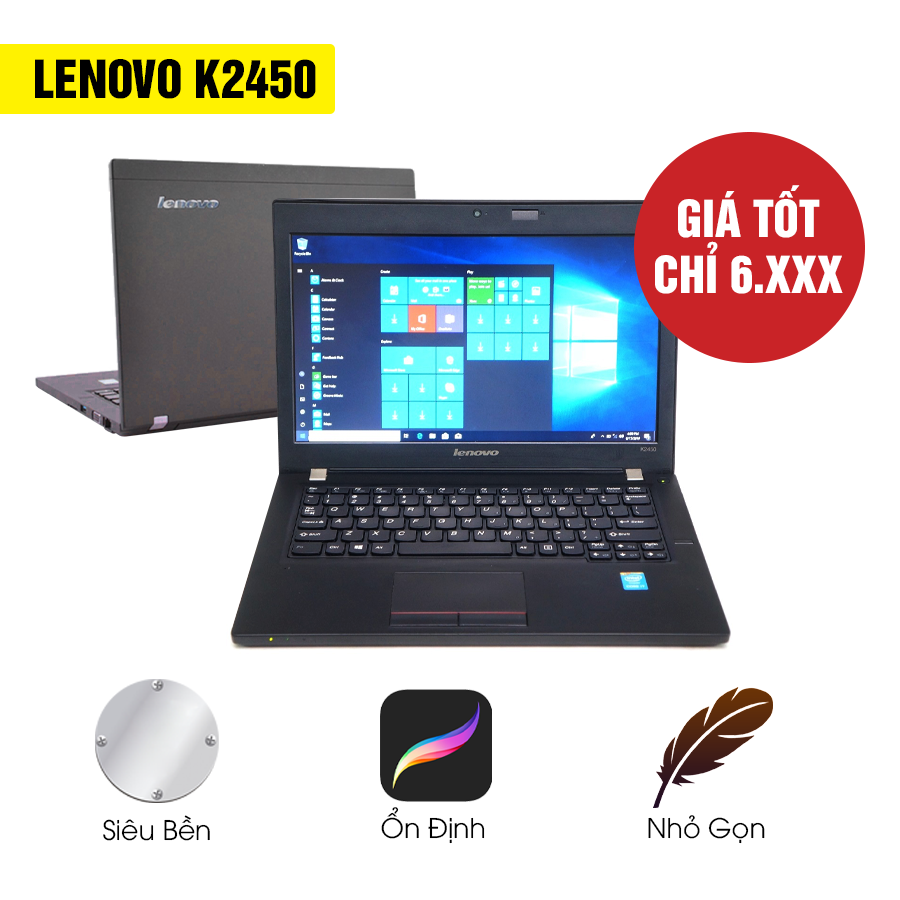 Laptop Cũ Lenovo K2450 - Intel Core i5